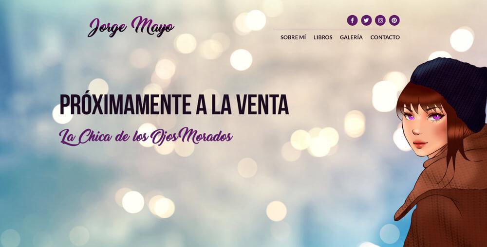 ¡Bienvenidos a mi nueva web!